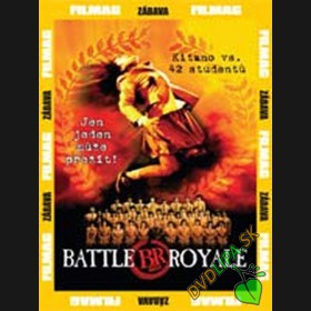 Battle Royal DVD (Batoru Rowaiaru) DVD