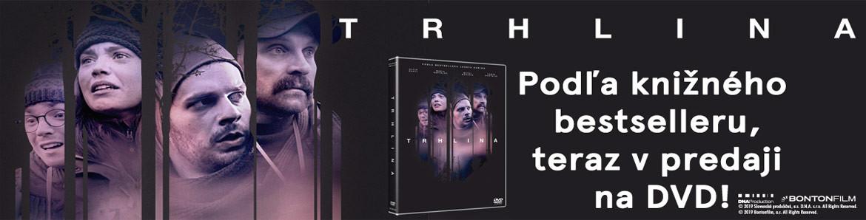 TRHLINA 2019 DVD