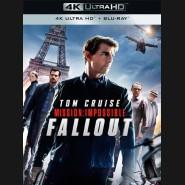Mission: Impossible 6 - Fallout 2018 (4K Ultra HD) - UHD+BD - 3 x Blu-ray +bonus disk