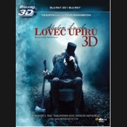 Abraham Lincoln: Lovec upírů (Abraham Lincoln: Vampire Hunter) - Blu-ray 3D