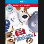 Tajný život maznáčikov 2 - 2019 (The Secret Life of Pets 2) 3D + 2D Blu-ray