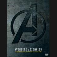 Avengers: Kompletní kolekce 1-4 - DVD 2019
