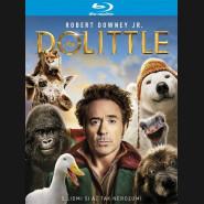 DOLITTLE 2020 Blu-ray