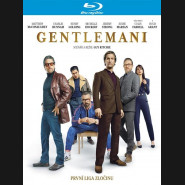 Slušní chlapci / Gentlemani 2019 (The Gentlemen) Blu-ray