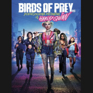 Birds of Prey (Podivuhodná proměna Harley Quinn) 2019 DVD