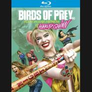 Birds of Prey (Podivuhodná proměna Harley Quinn) 2019 Blu-ray