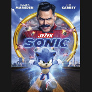 Ježko Sonic 2020 (Sonic the Hedgehog) DVD