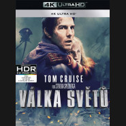 Válka světů 2005 (War of the Worlds) (4K Ultra HD) - UHD Blu-ray + Blu-ray remasterovaná verze
