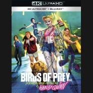 Birds of Prey (Podivuhodná proměna Harley Quinn) 2019 (4K Ultra HD) - UHD Blu-ray + Blu-ray