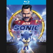 Ježko Sonic 2020 (Sonic the Hedgehog) Blu-ray
