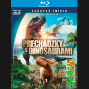 Prechádzky s dinosaurami 3D (Walking with Dinosaurs 3D) 2013 - Blu-ray 3D + 2D