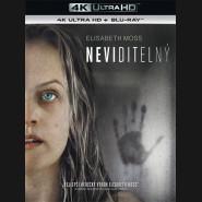 Neviditelný 2020 (The Invisible Man) (4K Ultra HD) - UHD Blu-ray + Blu-ray
