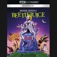 Beetlejuice 1988 (Beetlejuice)  (4K Ultra HD) - UHD Blu-ray