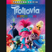 Trollovia 2:Svetové turné 2020 (Trolls World Tour) DVD