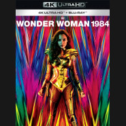 Wonder Woman 1984 (2020) (4K Ultra HD) - UHD Blu-ray + Blu-ray