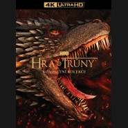 Hra o trůny kolekce 1.-8. série (30Blu-ray UHD + 3BD bonus disk) (Game Of Thrones S1-S8 4K UHD Complete Collection)
