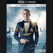 Skyfall 2012 (Skyfall) (4K Ultra HD) - UHD Blu-ray + Blu-ray