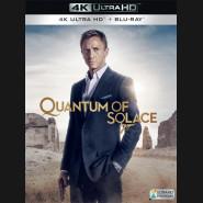 Quantum of Solace 2008 (Quantum of Solace) (4K Ultra HD) - UHD Blu-ray + Blu-ray