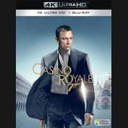 Casino Royale 2006 (Casino Royale) (4K Ultra HD) - UHD Blu-ray + Blu-ray