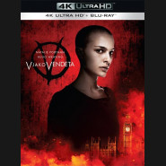 V jako Vendeta 2005 (V for Vendetta) (4K Ultra HD) - UHD Blu-ray + Blu-ray