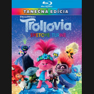 Trollovia 2:Svetové turné 2020 (Trolls World Tour) Blu-ray