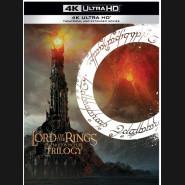 Pán prstenů filmová trilogie: Prodloužená a kinová verze 9BD (Blu-ray UHD) The Lord of the Rings: The Motion Picture Trilogy)