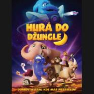 Hurá do džungle 2020 (Jungle Beat: The Movie) DVD