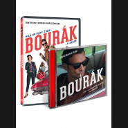 Bourák 2020 soundtrack DVD+CD