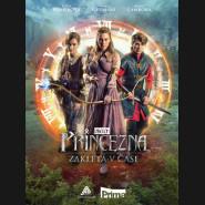 Princezna zakletá v čase 2020 (Princess Cursed in Time) DVD