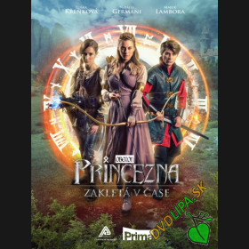 Princezna zakletá v čase 2020 (Princess Cursed in Time) DVD