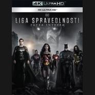 Liga spravedlnosti Zacka Snydera 2021 (Zack Snyder's Justice League) (4K Ultra HD) - UHD Blu-ray + Blu-ray