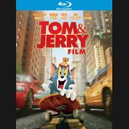 Tom a Jerry 2021 Blu-ray