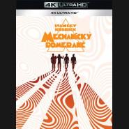 Mechanický pomeranč 1971 (A Clockwork Orange) (4K Ultra HD) - UHD Blu-ray + Blu-ray